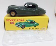69845 Dinky Toys Reediction 1/43 - Jaguar XK120 Coupè - Mint in Box