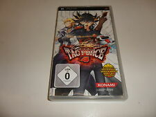 PLAYSTATION PORTABLE PSP YU-GI-OH! 5d's Tag Force 4