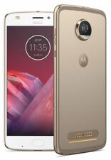 Motorola Moto Z Play 2nd Generation - 64GB - Fine Gold (Unlocked) Smartphone