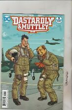 DC COMICS DASTARDLY AND MUTTLEY #1 NOVEMBER 2017 1ST PRINT NM