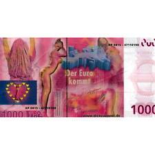 neue 1000 EURO Scheine         Adé 500er !!