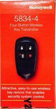 Honeywell Ademco 5834-4 Four-Button Wireless Key Remotes W/BOX