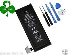 FOR APPLE iPHONE 4S NEW GENUINE REPLACEMENT BATTERY WITH FREE TOOLS