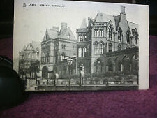Antique Postcard From Leeds (1904)- Posted - FREE POSTAGE**