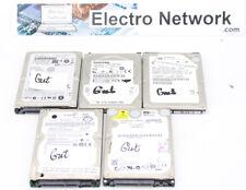 160GB 2,5 Zoll HDD SATA Festplatte für Laptop diverse Marken. GUT Zustand
