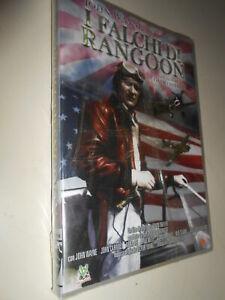 DVD - VIDEO I FALCHI DI RANGOON - J.WAYNE -ORIGINALE -