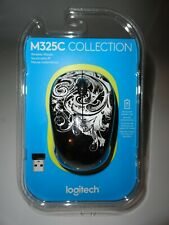 Logitech Wireless Optical Mouse M325c Brand new sealed