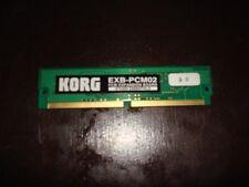KORG 03 Board EXB-PCM03 EXB PCM 03 Triton Karma