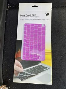 """Silicone Keyboard Cover Skin Protector For Apple MacBook Pro 2016 13"""" 15"""" 17"""""""
