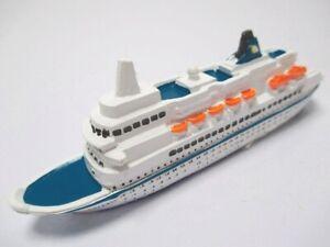 Ship Ms Albatros Cruise Ship 4 11/16in Poly Model New