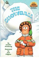 Step into Reading: The Snowball - PB 1996 - Jennifer Armstrong - Early Reader