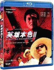 "Chow Yun-Fat ""A Better Tomorrow 3"" Anita Mui HK 1989 Action Region A Blu-Ray"
