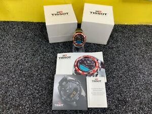 Tissot Sailing Touch T0564202705100 Men's Watch