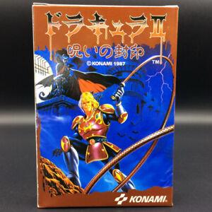 Castlevania 2 II Simon's Quest / AKUMAJOU DRACULA 2 II  Famicom FC NES REPRO