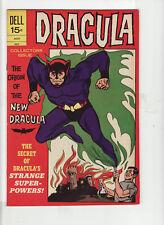 Dracula #6 vf+ to vf/nm