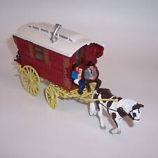 """MATCHBOX"" PRE-PRODUCTION YESTERYEAR YSH-9 GYPSY CARAVAN HAND MADE PROTOTYPE"