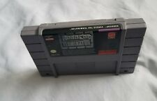 RoboCop vs. The Terminator Super Nintendo Entertainment System SNES GAME CART