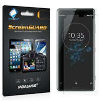 3 Clear LCD Screen Protector Film Saver For Mobile Phone Sony Xperia XZ3