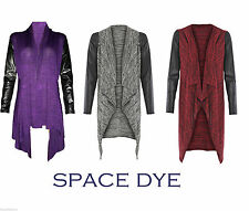 Hip Length Polyester Long Sleeve Women's Jumpers & Cardigans
