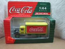 1991 Coca-Cola Vintage Vehicles Die-Cast Metal Mack Model BM Truck 1:64 scale