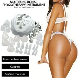 Breast Vacuum Enlargement Buttocks Lifting Vacuum Therapy Machine Face and Body