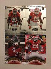 2016 Panini Prizm 2015 Upper Deck (4) Alabama Rookie Cards Lot! Yeldon Reed++