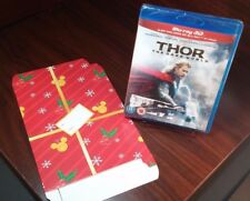 Thor: The Dark World (2013)(3D Bluray + 2D Bluray)+Holiday Gift Box-NEW-Free S&H