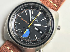 VINTAGE SEIKO 6139 7020 Speedtimer Chronograph Watch - Serviced