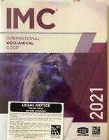 International Mechanical Code 2021 Paperback – April 30, 2020 IMC 2021