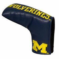 NEW Team Golf NCAA Michigan Wolverines Vintage Blade Putter Cover Fits Scotty