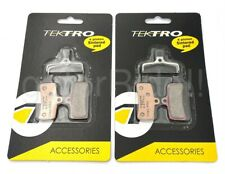 Ng pads bike MTB Tektro Auriga Comp//Pro Brake Pads Bike bushes Strawberry