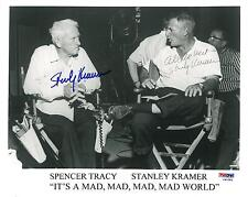 Stanley Kramer Signed Authentic Autographed 8x10 Photo (PSA/DNA) #V90589