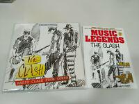 "The Clash Radio Clash From Tokyo Limited Clear Vinyl - LP Vinilo 12"" Nuevo"
