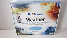 Weather Flip4Science Kit - Grades K-2 New, Unused