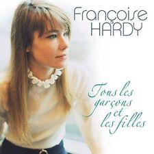 FRANCOISE HARDY - TOUS LES GARCONS ET LES FILLES+6 BONUS   CD NEU