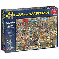 Jan Van Haasteren National Championships Puzzling 1000 pcs