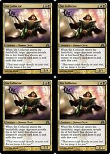 4x SIN COLLECTOR Dragon's Maze MTG Gold Creature—Human Cleric Unc