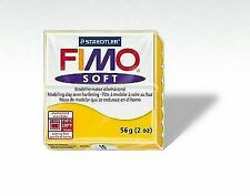 Staedtler Fimo Soft Modelling Clay 57g Lemon