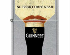 Sweet Guinness Beer Pint Glass Zippo Lighter