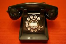 VINTAGE ORIGINAL 1939 WESTERN ELECTRIC 302 ALL METAL PHONE - PERFECT CONDITION