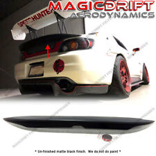 For 00-09 Honda S2000 AP1 AP2 BYS Style Rear Trunk Spoiler Wing Deck Ducktail