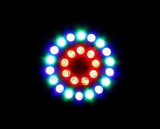 Wavereef Mini LED RAINBOW 27 LED rot - blau - grün im Wechsel  für Aquarien