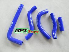 silicone radiator hose SUZUKI RMZ250 RMZ 250 M-Z 250 2010 2011 10 11 BLUE