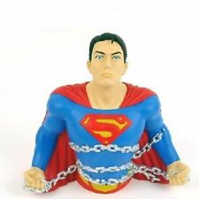 "Justice League Superman 8""  Vinyl Bank"