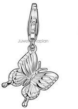 Esprit Damen Charm ES-Pure Butterfly ESZZ90755A000 925 Silber neu