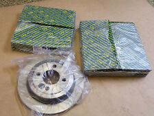 BMW MINI REAR BRAKE DISCS 1.4 1.6 ONE COOPER R50 R52 R53 2002-2010 PRICE  PAIR