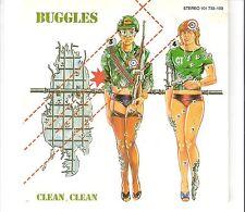 BUGGLES - Clean, clean