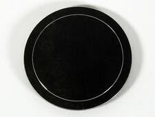 62MM LENS CAP METAL