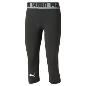 Puma Men's Bball Compression 3/4 Trousers 605079