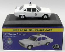 Atlas 1/43 Hillman Avenger - Yorkshire Police Model Car